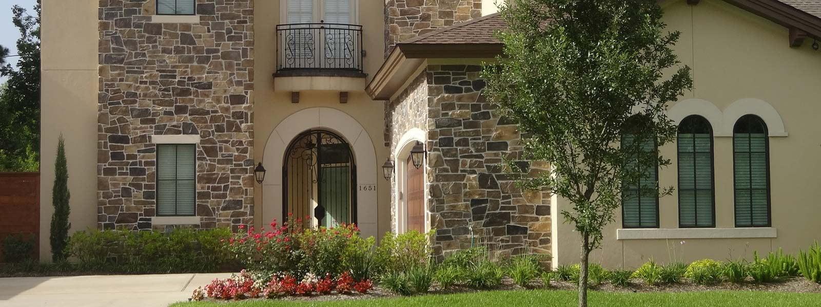 Mediterranean Style Homes